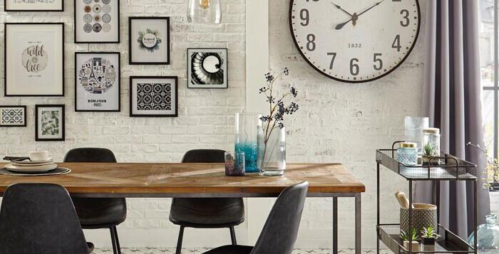 decorazione da parete per sala da pranzo