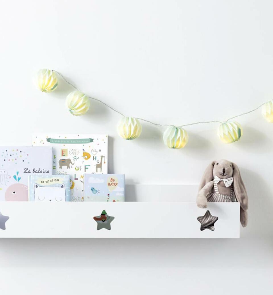 étagère murale enfant