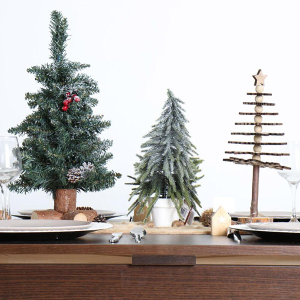 alberello di Natale da tavolo