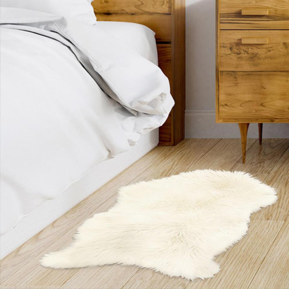 tappeto ecopelliccia pecora