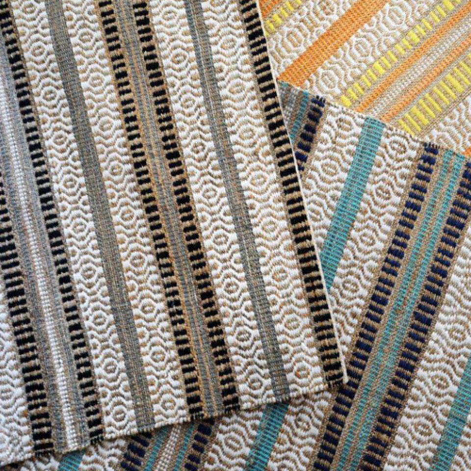 tappeto kilim colorato