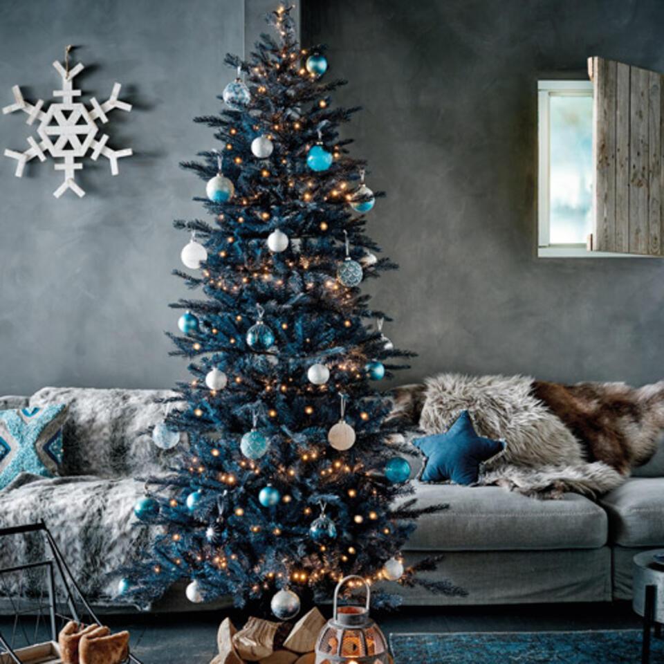 albero di Natale stile scandinavo