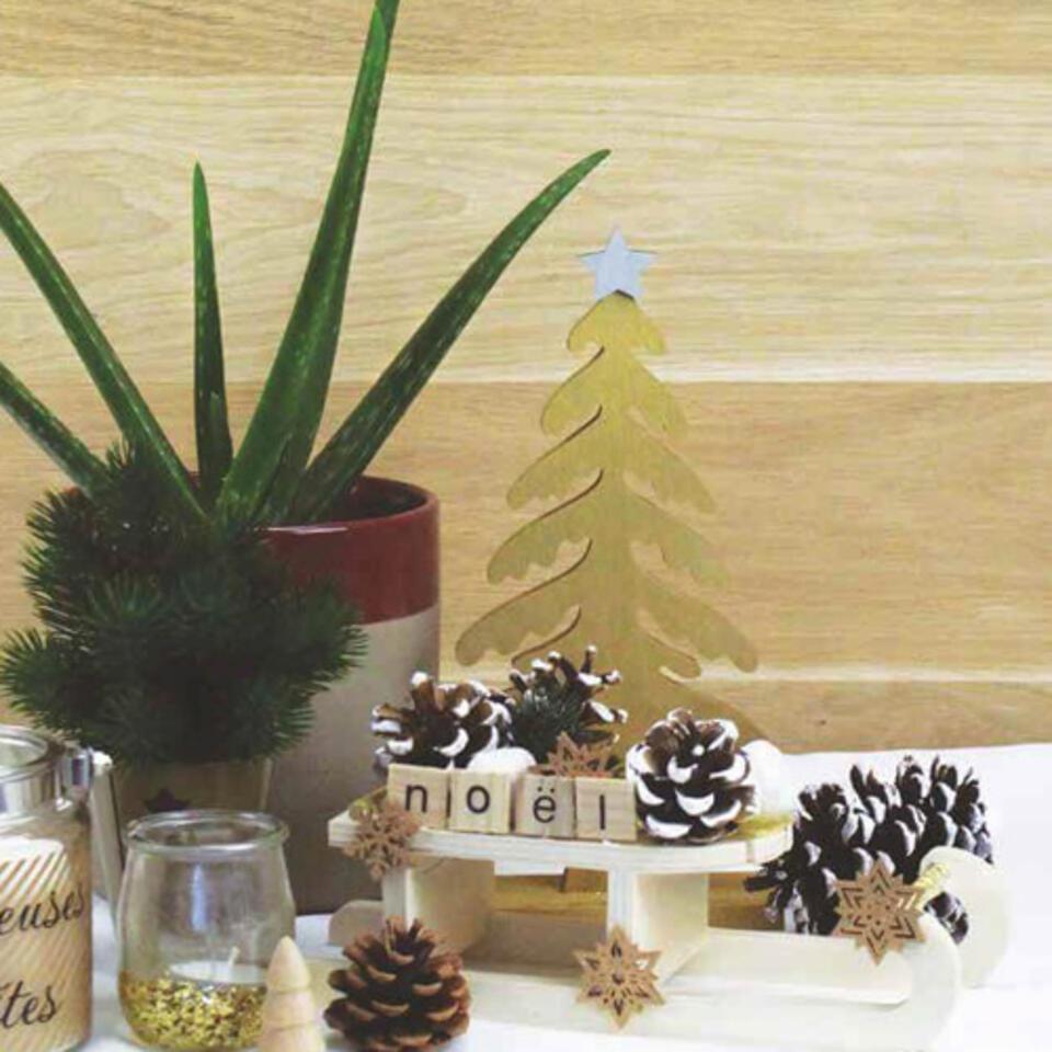 il fai da te della decorazione natalizia