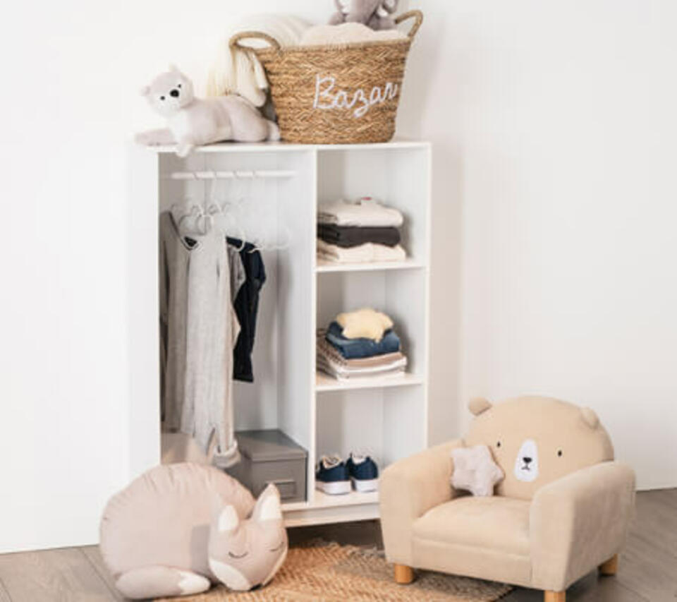 dressing enfant blanc