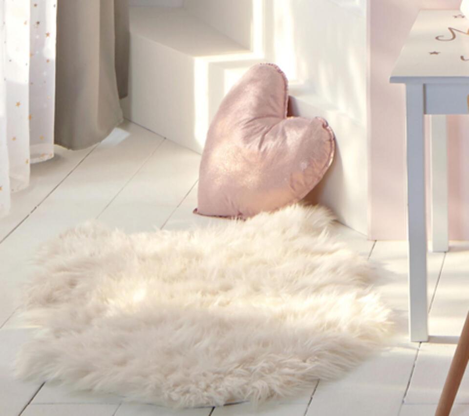 tappeto ecopelle pecora