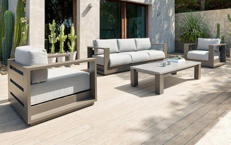 Salon de jardin : Comment choisir son mobilier de jardin ...