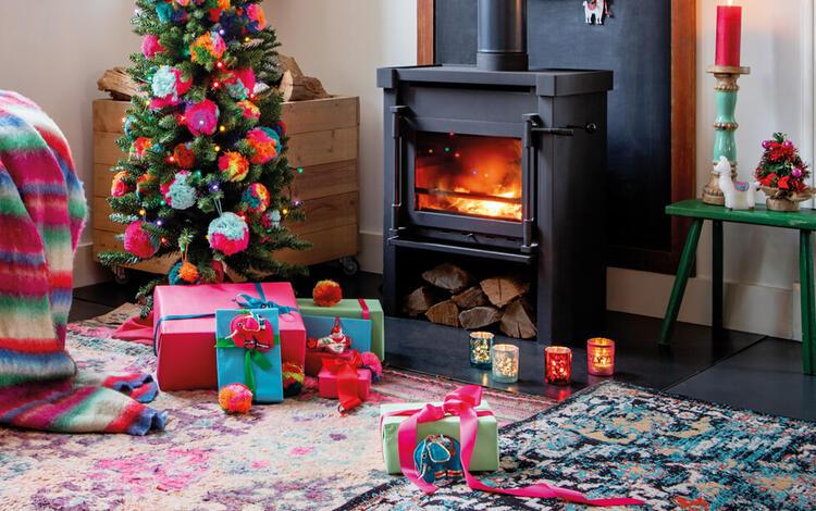 Nouveau-réservés pour Gran-Qualité Housse de Coussin-Cadeau Noël Anniversaire