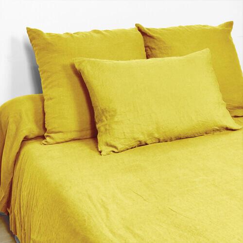 Lenzuolo superiore lino lavato