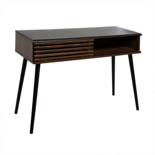 console meuble en bois