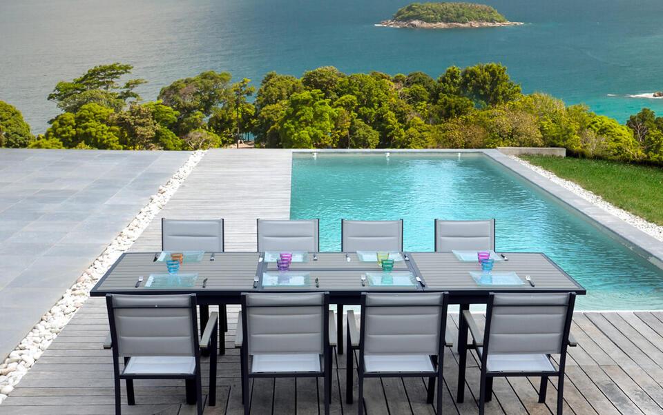 Come scegliere il tuo tavolo da giardino