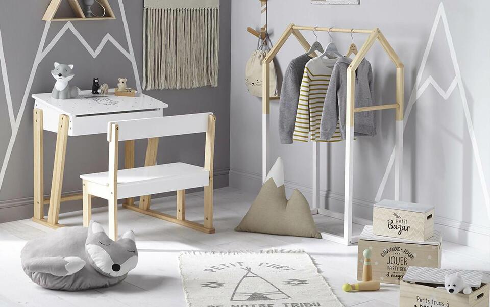 Comment ranger une chambre d'enfant