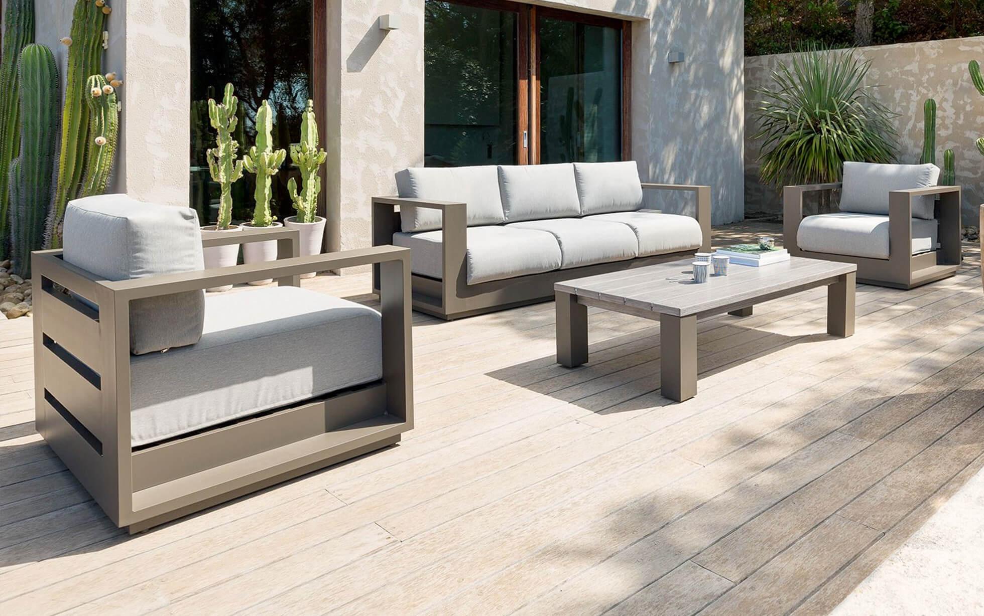 Salon De Jardin Leger salon de jardin : comment choisir son mobilier de jardin