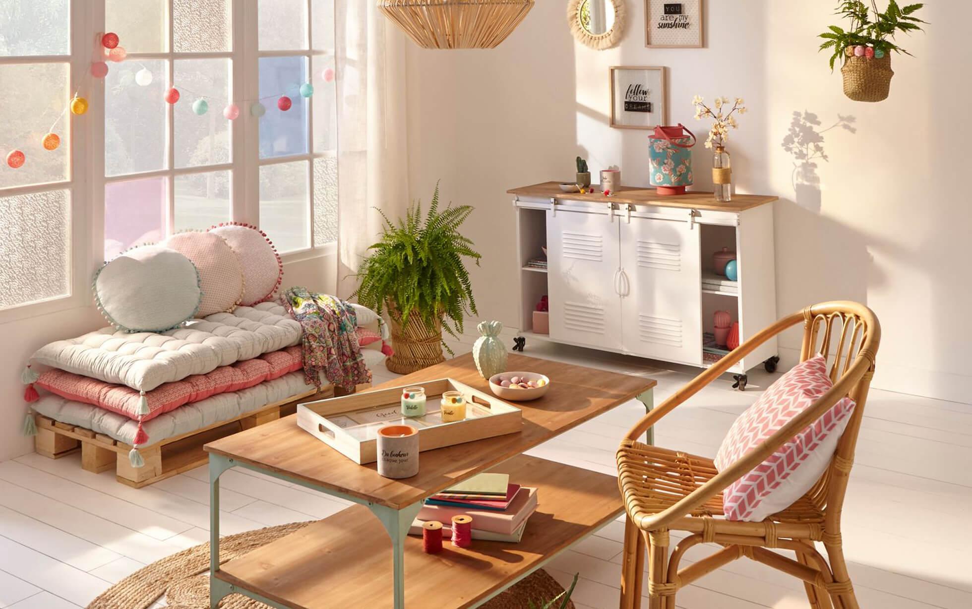 Aménager un petit salon : nos conseils - Eminza