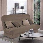 housse de clic clac opak chocolat housse de clic clac bz eminza. Black Bedroom Furniture Sets. Home Design Ideas