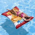 Matelas gonflable Paquet de Chips - Intex