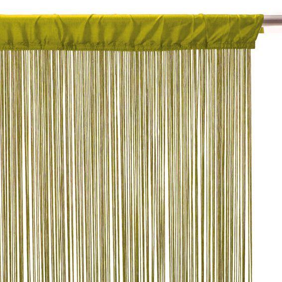 rideau fil l90 anis rideau et voilage eminza. Black Bedroom Furniture Sets. Home Design Ideas
