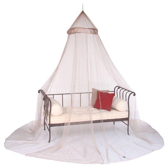 ciel de lit moustiquaire lin ciel de lit eminza. Black Bedroom Furniture Sets. Home Design Ideas