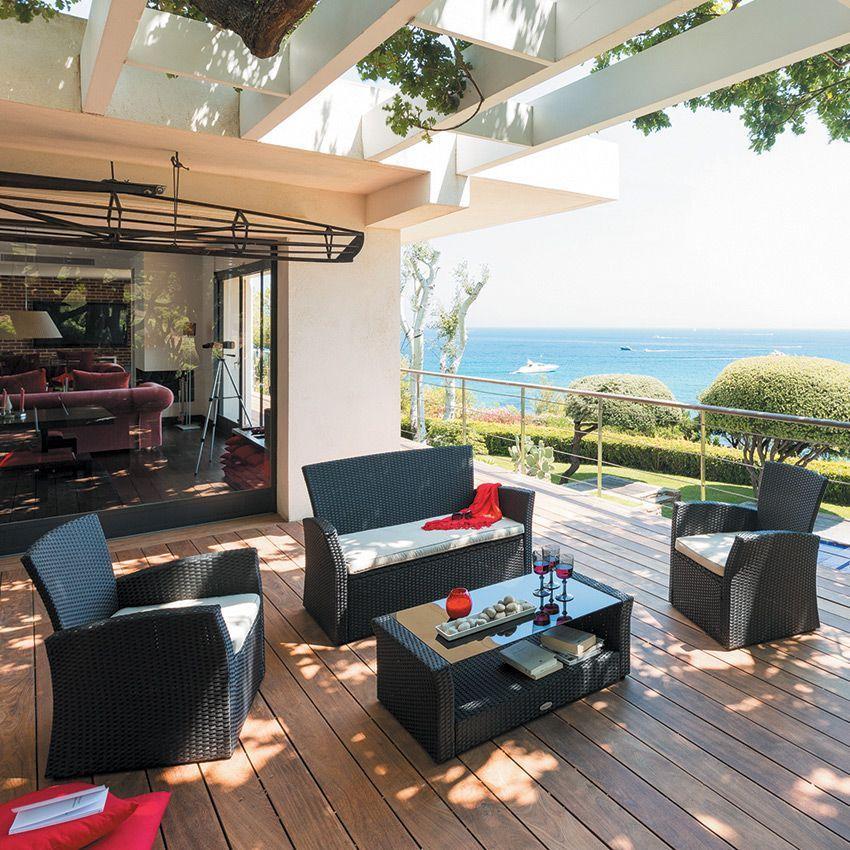 Awesome Salon De Jardin Mont Noir Photos - Awesome Interior Home ...
