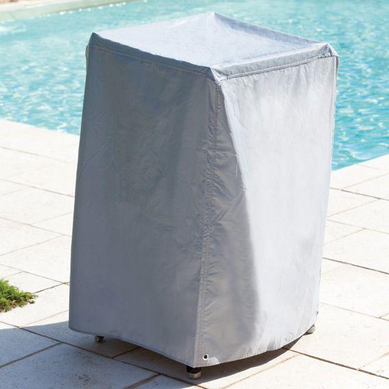 Housse de protection pour pile de fauteuils h105 cm - Housse coussin fauteuil ...