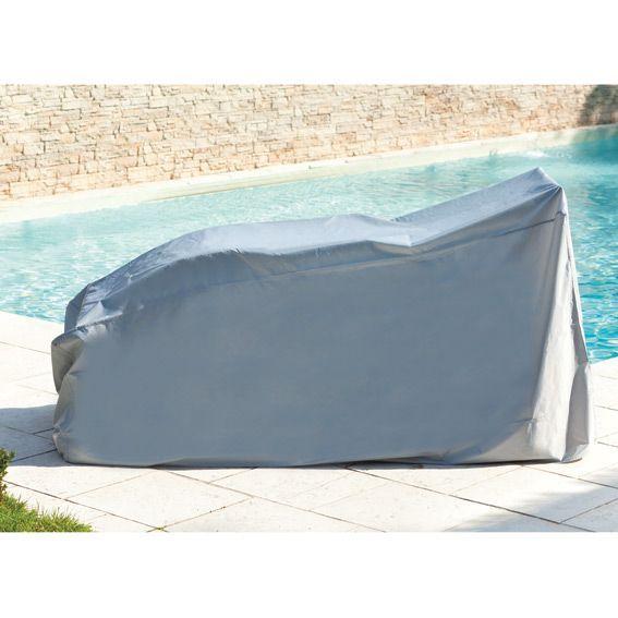 Housse de protection pour bain de soleil l 220 cm - Housse pour bain de soleil ...