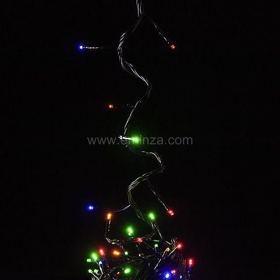 Guirlande lumineuse 360 led cn 27 m multicolore - Guirlande lumineuse multicolore ...