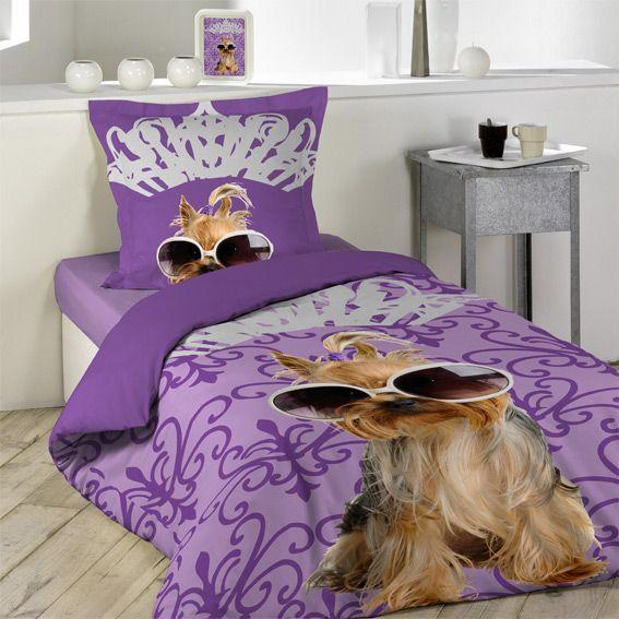 housse de couette et une taie 140 cm yorkshire housse de couette eminza. Black Bedroom Furniture Sets. Home Design Ideas