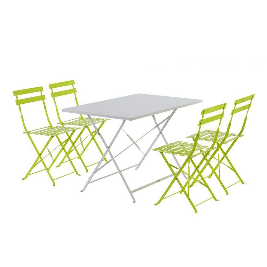 Emejing Table De Jardin Pliante Blanche Ideas Awesome Interior Home Satellite