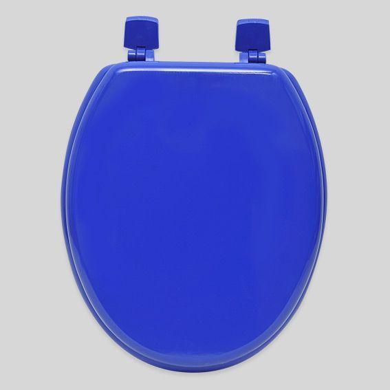 abattant wc uni marin bleu abattant wc eminza. Black Bedroom Furniture Sets. Home Design Ideas
