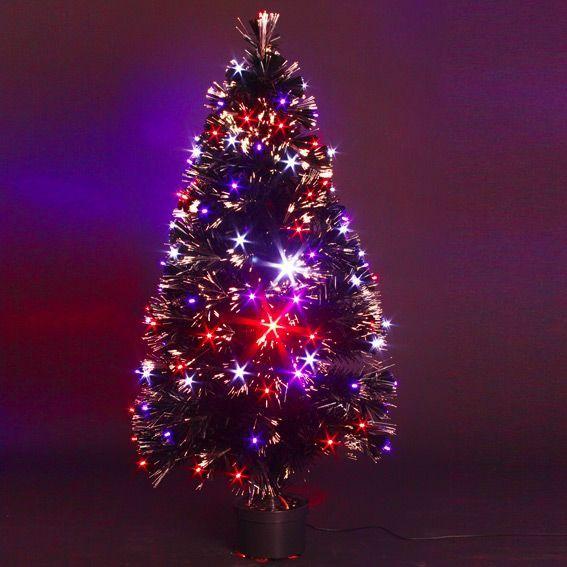 sapin en fibre optique - sapin & arbre - eminza