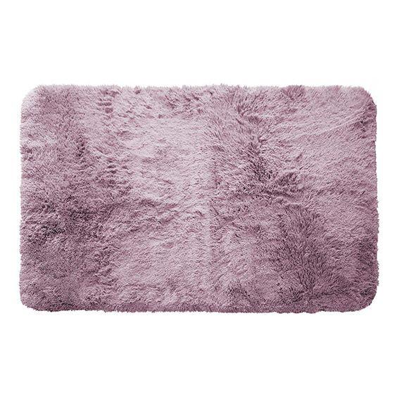 tapis rectangulaire 80 cm marmotte mauve tapis de chambre salon eminza. Black Bedroom Furniture Sets. Home Design Ideas
