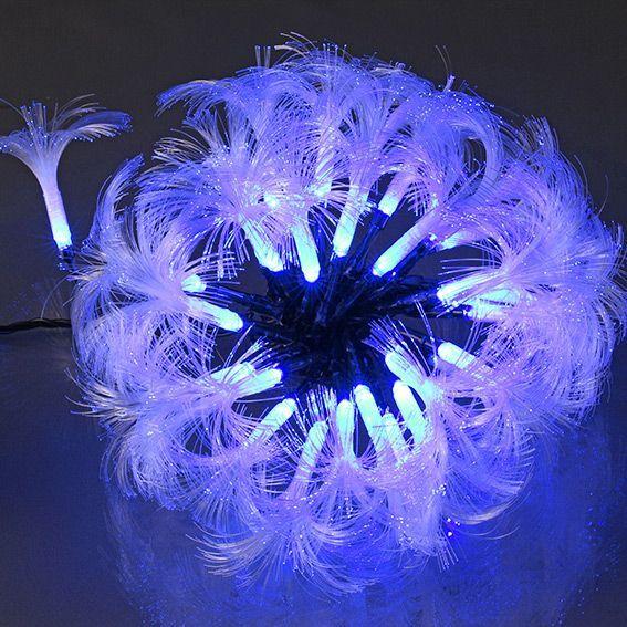 guirlande lumineuse 60 led ct bleu 5 m decoration. Black Bedroom Furniture Sets. Home Design Ideas