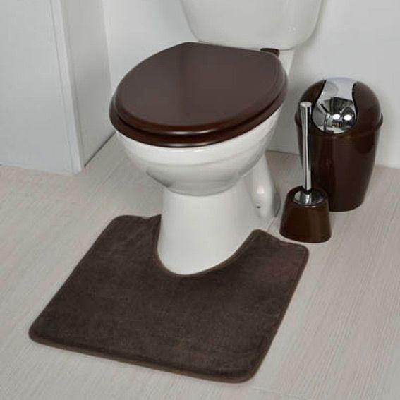D co wc chocolat - Abattant wc foir fouille ...