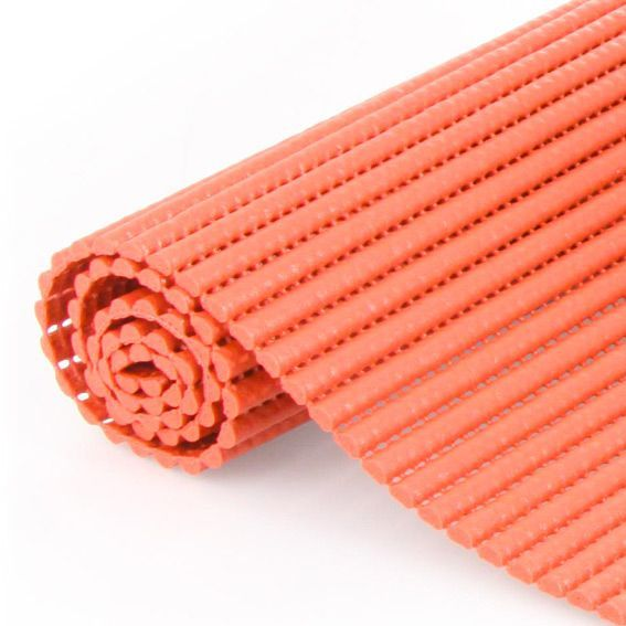 tapis de bain mousse rouge tapis salle de bain eminza. Black Bedroom Furniture Sets. Home Design Ideas