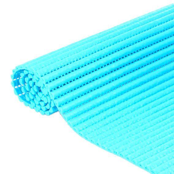 tapis de bain mousse bleu tapis salle de bain eminza. Black Bedroom Furniture Sets. Home Design Ideas