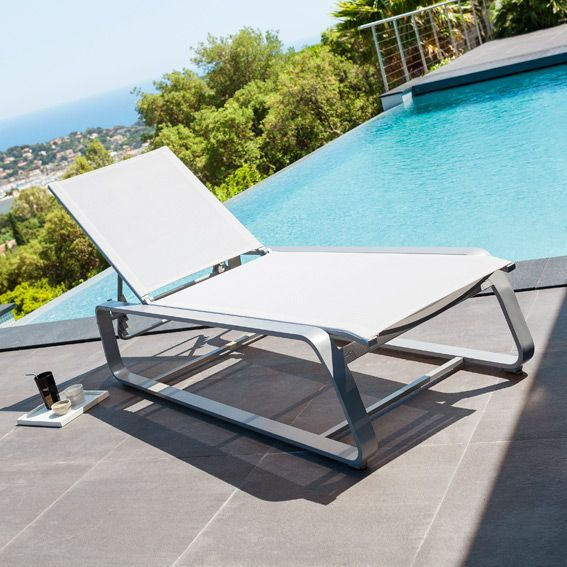 bain de soleil sporades blanc bain de soleil eminza. Black Bedroom Furniture Sets. Home Design Ideas