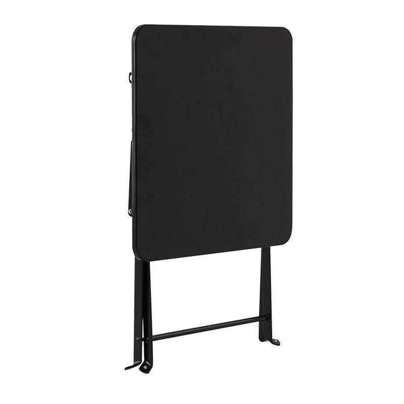 table d 39 appoint pliante nindiri noir meuble d 39 appoint. Black Bedroom Furniture Sets. Home Design Ideas