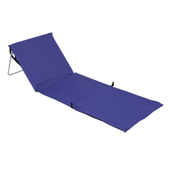 matelas de plage tahaa violet mobilier de camping eminza. Black Bedroom Furniture Sets. Home Design Ideas