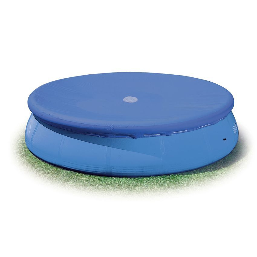 B che pour piscine autostable intex piscine for Bache piscine intex 3 05