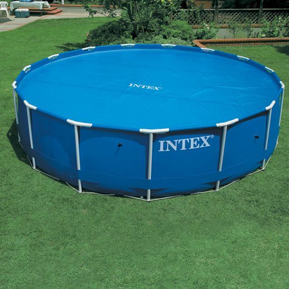 Bache a bulle pour piscine ronde for Bache piscine intex