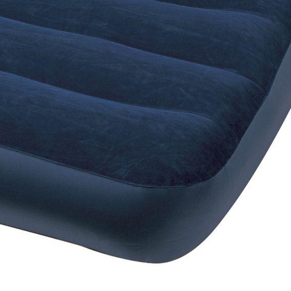 lit d 39 appoint mont blanc intex mobilier gonflable eminza. Black Bedroom Furniture Sets. Home Design Ideas