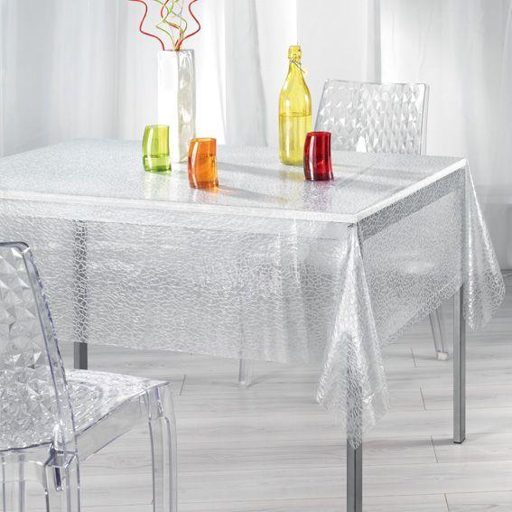 nappe cir e rectangulaire l240 cm ecaille cristal. Black Bedroom Furniture Sets. Home Design Ideas