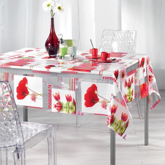 nappe cir e rectangulaire l240 cm passion cristal linge de table eminza. Black Bedroom Furniture Sets. Home Design Ideas