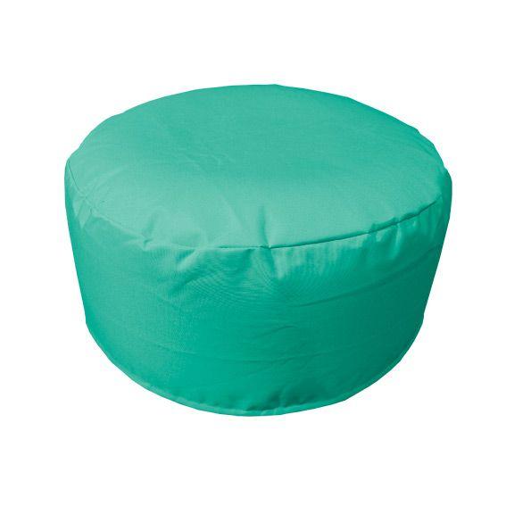 pouf de jardin gonflable vert d 39 eau mobilier gonflable. Black Bedroom Furniture Sets. Home Design Ideas