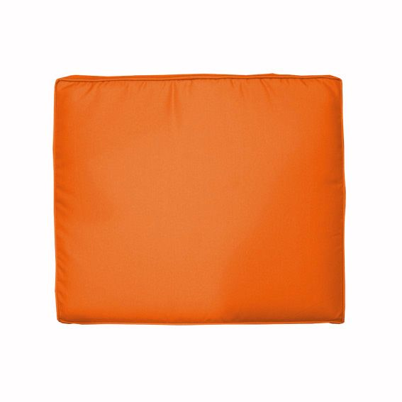 coussin de chaise garden orange coussin et housse de protection eminza. Black Bedroom Furniture Sets. Home Design Ideas