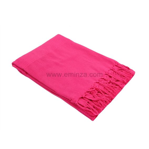 jet de canap 150 cm lana rose jet de canap eminza. Black Bedroom Furniture Sets. Home Design Ideas