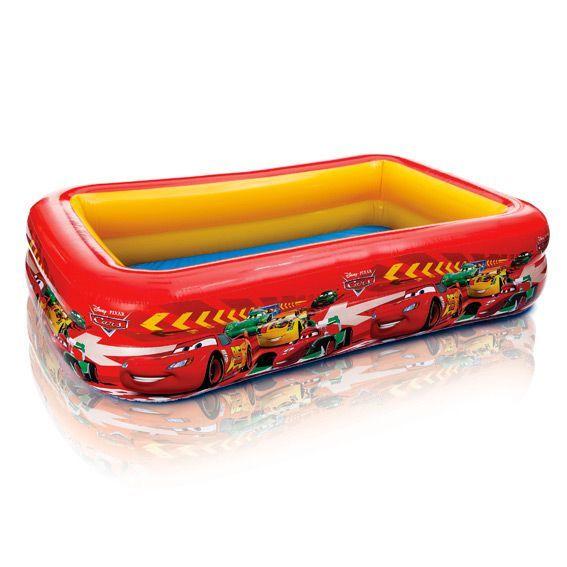 Piscine gonflable intex disney cars piscine et for Piscines gonflables