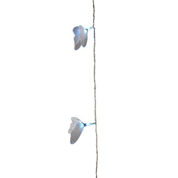 Guirlande lumineuse papillon