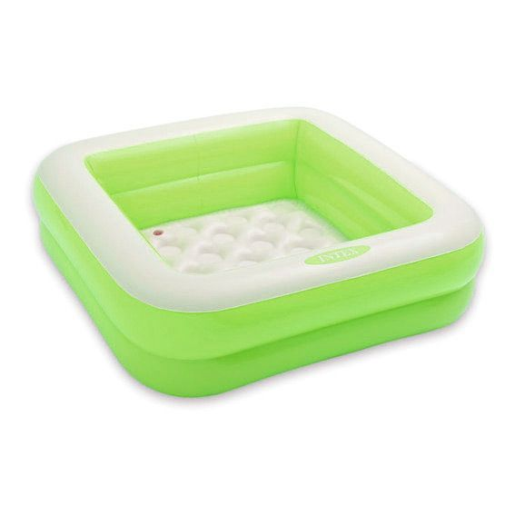 Piscine gonflable intex koh tao verte piscine et for Piscine gonflable intex