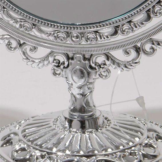 Miroir magique des dunes argent el ment de d co eminza for Miroir magique obsidienne noire