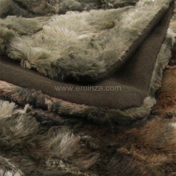 plaid imitation fourrure lapin plaid fausse fourrure. Black Bedroom Furniture Sets. Home Design Ideas